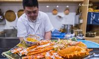 在日本15个人消费3000元人民币的海鲜大餐到底能吃到什么?