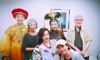 惊叹!93岁卢燕再创舞台传奇