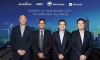 """远景联合微软、埃森哲等成立""""能源物联网与智慧城市技术联盟"""""""