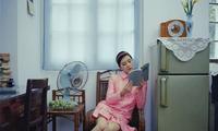 刘诗诗 温柔清朗演绎旧时光