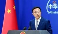 """外交部回应""""美卫生部长抹黑中国抗疫言论"""":大言不惭"""