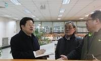 党委书记王金生调研指导学院图书馆工作