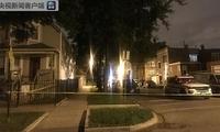美国芝加哥一名两岁男童遭枪击死亡