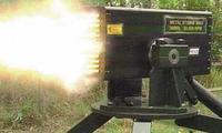 这把狙击枪没有任何后坐力,而且每分钟的射速能达到6万发每秒