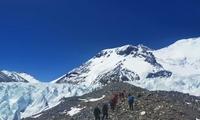 测量登山队抵达海拔6500米前进营地!