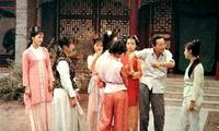 非常珍贵的87版红楼梦幕后剧照,最喜欢第三幅,薛宝钗美若天仙