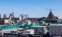北京环球度假区七大主题景区加紧建设,预计明年如期开业