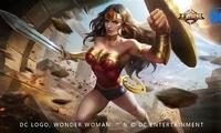 《王者荣耀》联手DC:神奇女侠降临王者峡谷