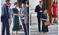带货王妃上线,梅根选包眼光和选老公的一样好!