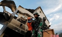 印尼地震海啸灾区恐有多达5000人失踪 搜救11日结束