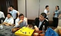 AlphaGo发力扭断柯洁作战 李世石在韩解说人机战