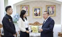 """""""我也有华人血统!"""" 泰国副总理就不当言论再次郑重道歉"""