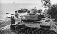 二战苏联T-34与德国虎式坦克对抗的话,谁能赢?真相令人不敢相信!