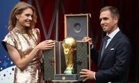 珠宝腕表那些事 | 世界杯决赛惊现真人芭比! 她戴了什么珠宝?