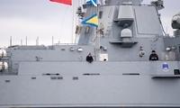 俄22380导弹艇首舰现身俄罗斯核潜艇重镇