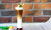 【大河网景】探访欧米奇学生作品 每杯咖啡都是一个艺术