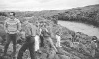 大批美国航天员曾在冰岛秘密练登月