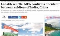 中印掷石块视频曝光 印网友:印度被中国打惨了