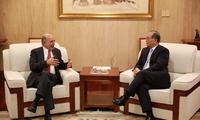驻墨西哥大使邱小琪会见墨拉美和加勒比事务副外长德阿尔瓦