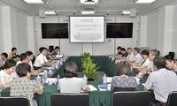 上海市科技党委书记刘岩调研上海药物所