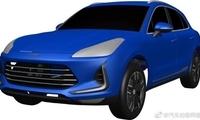 众泰SR9新车申报图曝光 外观微调 风格不变