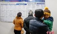 中国2018年通过网络发布的求职信息达7.29亿条