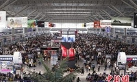 中秋假期西安北车站加开动车组列车55列