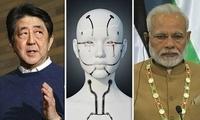 印度日本欲联手制造机器人士兵 外媒:意在对抗中国