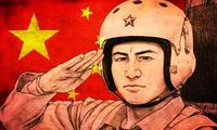 像王伟一样的勇士!他驾驶战机驱离外机,为救战机却放弃生命