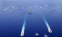 如果全世界的海军力量加起来能抗衡美国海军吗?答案让人难受