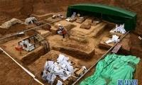 洛阳发现西汉大墓
