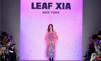 "LEAF XIA于纽约时装周发布AW19系列""Face the Fear with Love"""