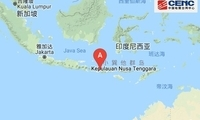 印尼龙目岛19日晚发生6.9级地震,暂未发布海啸预警